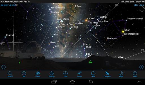 SkySafari 4 Pro v4.0.6