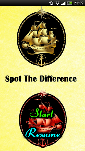 Find The Difference 4