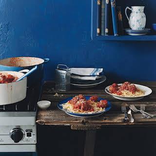 Spaghetti and Meatballs.