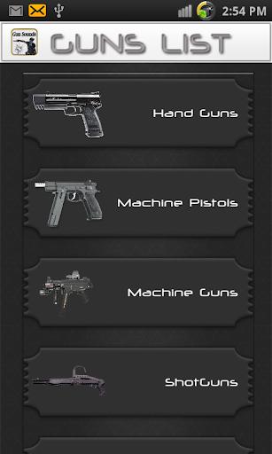 Guns Sounds