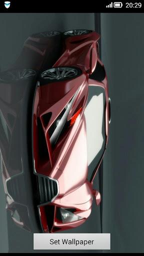Wallpaper Super Car Challenge