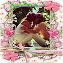 Flowers & Butterflies Frames icon