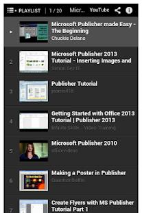 玩程式庫與試用程式App|Office Publisher Tutorial免費|APP試玩