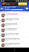 Screenshot of Peru Guide Radio News Papers