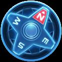 指南针 - Compass icon
