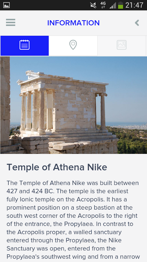 Acropolis - Athens- screenshot