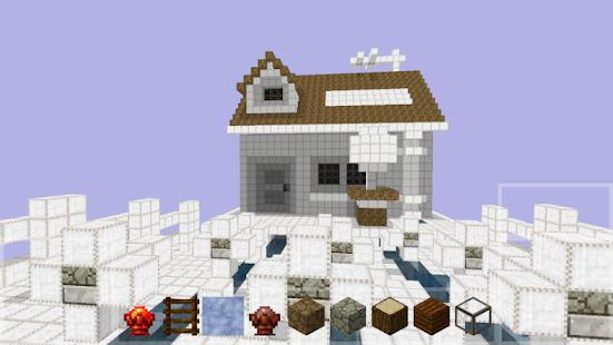 World of Mine Block Craft Home