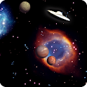 3D Space Live Wallpaper Full icon