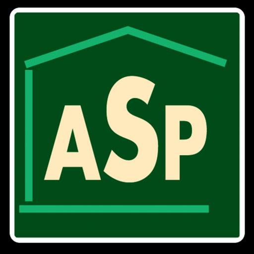 Agence Saint Pierre LOGO-APP點子