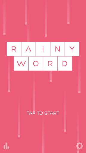 Rainy Word Pro