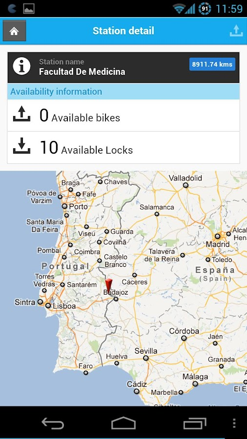 enbici- screenshot