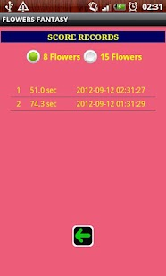 FLOWERS FANTASY - screenshot thumbnail