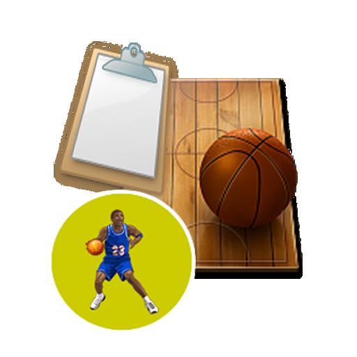 战术板 - 篮球 工具 App LOGO-APP試玩