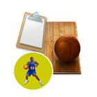 Groupe tactique - Basketball icon