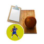 Tactical board - Basketball