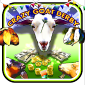 Crazy Asscot Goat Derby Arcade Racing
