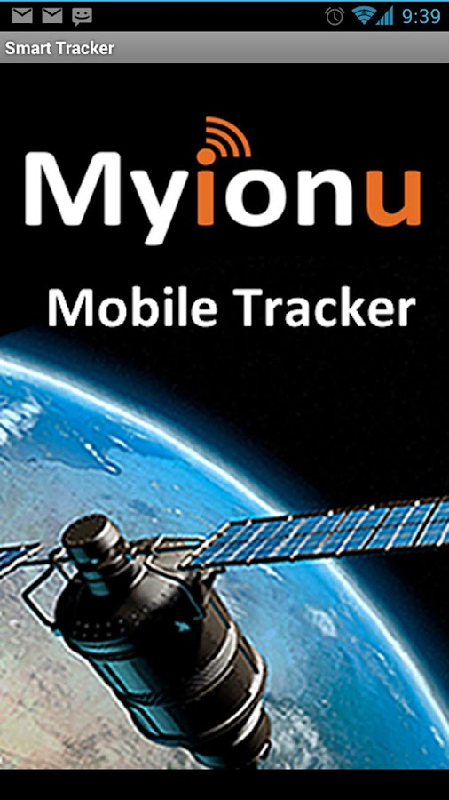 Myionu Mobile Tracker - screenshot