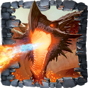 Evil Fire Dragon icon