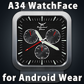 A34 WatchFace for Android Wear