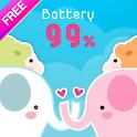 Pastel Battery Widget logo
