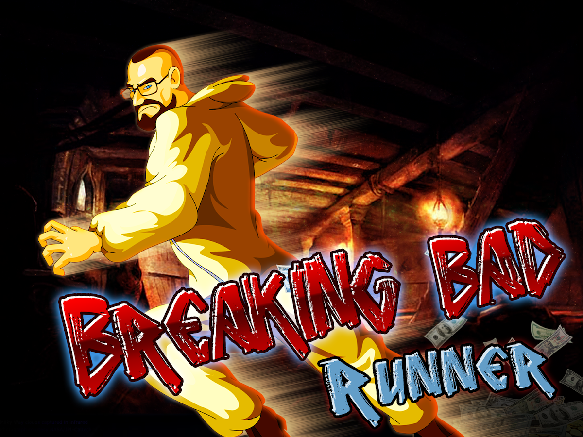 Breaking Bad Runner-Sonic Run - screenshot