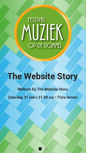 The Website Story