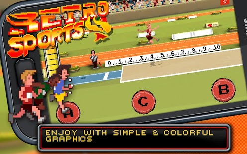 Retro Sports- screenshot thumbnail