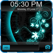 Abstract Go Locker EX Theme
