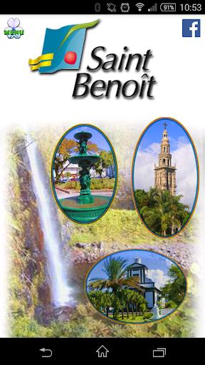 Ville de Saint Benoit