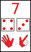 Screenshot of Baby Numbers (123)