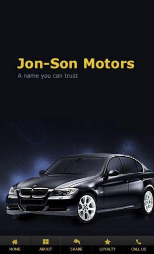 Jon-Son Motors