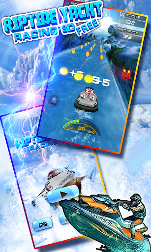 Riptide Yacht Racing 3D Free