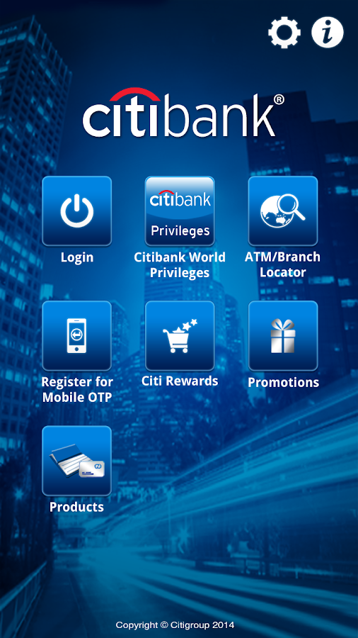 citibank.com.ph quick inquiry