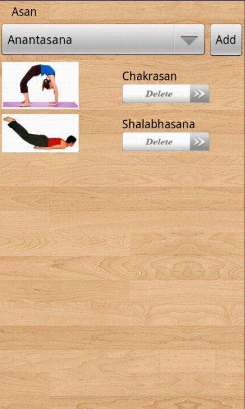Yoga for all- screenshot