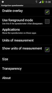 Maps Speedometer v4.1