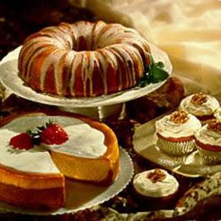 Libby's® Pumpkin Cheesecake