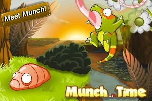 Screenshot of Munch Time