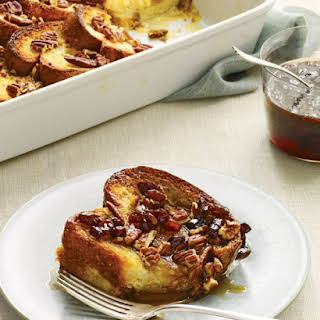 Baked French Toast.