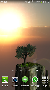 Magic Tree Live Wallpaper screenshot 11