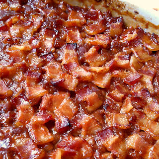 Southern Style Baked Beans.