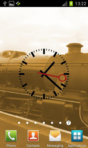 Station Clock Free