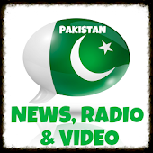 Pakistan News Radio & Video