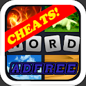 4 Pics 1 Word! Cheats AdFree