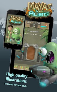 Mayas & Aliens - screenshot thumbnail
