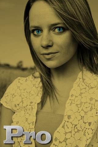 Eye Color Booth Pro- screenshot