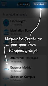 mitmi: meet, friends, chat screenshot 5