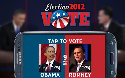 Obama vs Romney - screenshot thumbnail