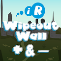Wipeout Wall (+ & -) icon