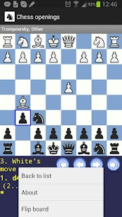 Chess Openings - screenshot thumbnail