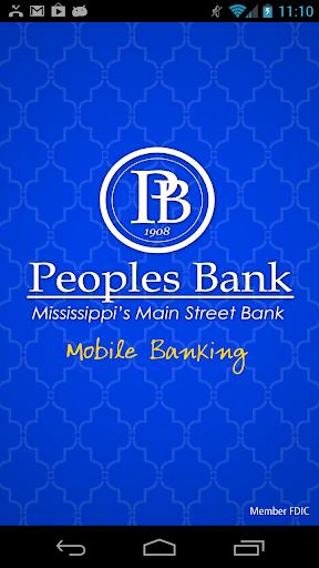Peoples Bank-Mississippi